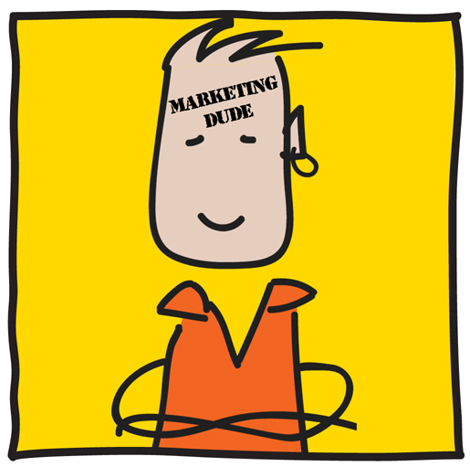 Marketing Dude