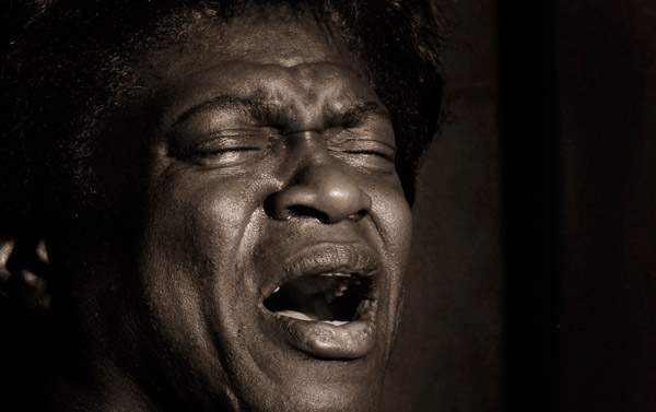 Charles Bradley: never give up